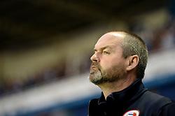 Reading Manager, Steve Clarke - Photo mandatory by-line: Alex James/JMP - Mobile: 07966 386802 - 14/04/2015 - SPORT - Football - Reading - Madejski Stadium - Reading v AFC Bournemouth - Sky Bet Championship