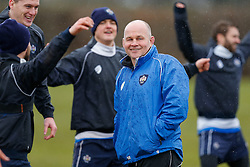 Bristol Director of Rugby Andy Robinson overseas training - Photo mandatory by-line: Rogan Thomson/JMP - 07966 386802 - 13/02/2015 - SPORT - RUGBY UNION - Bristol, England - Bristol Rugby Club Training Ground, Station Road, Henbury - Training Session.