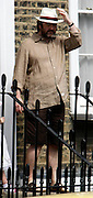 23.AUGUST.2009. LONDON<br /> <br /> KATE GARRAWAY GIVES HUSBAND DEREK DRAPER A BIG KISS AS HE LEAVES THERE HOUSE IN ISLINGTON LONDON AND TAKES DAUGHTER FOR A WALK.<br /> <br /> BYLINE: EDBIMAGEARCHIVE.COM<br /> <br /> *THIS IMAGE IS STRICTLY FOR UK NEWSPAPERS AND MAGAZINES ONLY*<br /> *FOR WORLD WIDE SALES AND WEB USE PLEASE CONTACT EDBIMAGEARCHIVE - 0208 954 5968*