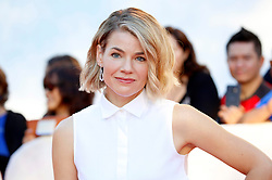 September 12, 2018 - Toronto, Ontario, Kanada - Elizabeth Chomko bei der Premiere von 'What They Had' auf dem 43. Toronto International Film Festival in der Roy Thomson Hall. Toronto, 12.09.2018 (Credit Image: © Future-Image via ZUMA Press)