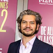 NLD/Amsterdam/20191007 - Premiere van De Alex Klaasen Revue - Showponies 2, Maarten Heijmans