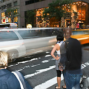 USA/New York/20090910 - Straat foto's van mensen in New York oa op 5th Avenenue,