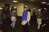 United Kingdom. Birmingham. A private Islamic school in Birmingham that educates only boys.  The construction.  Birmingham  UnitedKingdom     /  Ecole islamique privée à Birmingham qui donne, un enseignement uniquement aux garçons. L'école pour les filles étant en construction.. Coventry islamic boy school .  Birmingham  Grande Bretagne   5
