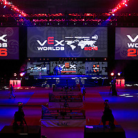 VEX Worlds Friday, April 22, 2016