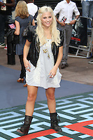 Pixie Lott Inception World Premiere held at the Odeon Cinema, Leicester Square, London, UK, 08 July 2010:  For piQtured Sales contact: Ian@Piqtured.com +44(0)791 626 2580 (Picture by Richard Goldschmidt/Piqtured)