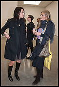 SONJA JUNKERS; IVA FATTORINI, Tracey Emin The Last Great Adventure is You - White Cube, Bermondsey. London. 7 October 2014