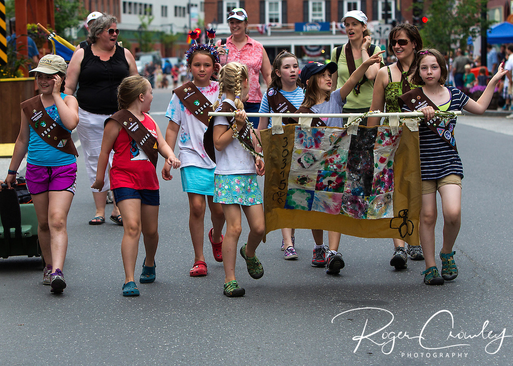 3rd of July Montpelier Independence Day Celebration was cut short by bad weather. Parade was canceled and abbreviated fireworks were at 6:30pm rather than 9:30pm.
