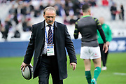 Jacques Brunel (FRA) during the NatWest 6 Nations 2018 rugby union match between France and Ireland on February 3, 2018 at Stade de France in Saint-Denis, France - Photo Stephane Allaman / ProSportsImages / DPPI