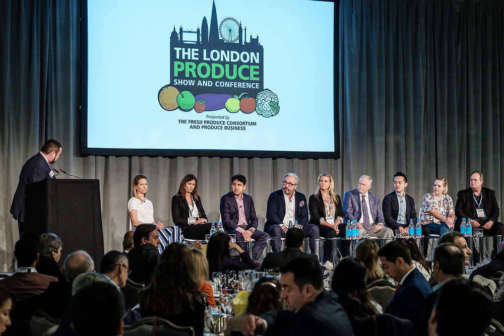 Welcome to the London Produce Show 2019, the first event of its kind to be staged in the UK for the fresh fruit, vegetable and flower industries. The LPS19 was presented by the Fresh Produce Consortium and Produce Business magazine. A full house of exhibitors and attendees ensured that the fresh produce industry once again lit up the spectacular venue: The Grosvenor House Hotel in Mayfair, London. June 5-7, 2019. (Photos/Ivan Gonzalez)