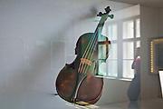 Violine von Ignatz Christian Partl, Wien 1766, Mozarthaus, Wien, Österreich.|.violoin of Ignatz Christian Partl, Wien 1766, Mozart House, Vienna, Austria