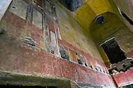 Roma 1 Aprile 2015<br /> Presentato il progetto per il risanamento della Domus Aurea, realizzato dalla Soprintendenza speciale per i beni archeologici di Roma, che consiste nella sistemazione del  giardino pensile,una parcella di 800 mq ,realizzato con tecnologie sostenibili che far&agrave; da &laquo;scudo&raquo; alla  Domus Aurea impedendo le infiltrazioni d'acqua. L'interno della Domus Aurea.<br /> Rome, April 1, 2015<br /> Presented the project for the rehabilitation of the Domus Aurea, fulfilled  by the Superintendence for Cultural Heritage of Rome, which is the arrangement of the roof garden, a plot of 800 square meters, made with sustainable technologies that will be the &quot;shield&quot; at the Domus Aurea for  preventing water infiltration. The interior of the Domus Aurea.