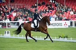 Silva Cury Gabriel, (BRA), Grass Valley<br /> Dressage <br /> Mitsubishi Motors Badminton Horse Trials - Badminton 2015<br /> © Hippo Foto - Jon Stroud<br /> 07/05/15