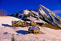 Crested Butte mountain resort, Colorado USA