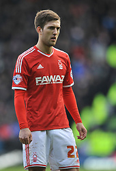 Nottingham Forest's Gary Gardner - Photo mandatory by-line: Dougie Allward/JMP - Mobile: 07966 386802 - 17/01/2015 - SPORT - Football - Derby - iPro Stadium - Derby County v Nottingham Forest - Sky Bet Championship