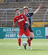 Matty Allan - Dundee v Rangers - SPFL development league<br /> <br />  - &copy; David Young - www.davidyoungphoto.co.uk - email: davidyoungphoto@gmail.com