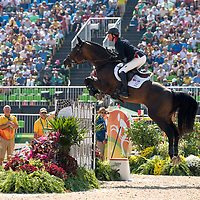 Jumping - Team Round 2 - Rio 2016 Olympic Games