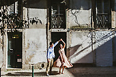 C & V Lisbon Engagement