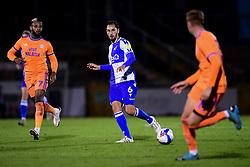 Ed Upson of Bristol Rovers - Mandatory by-line: Ryan Hiscott/JMP - 28/08/2020 - FOOTBALL - Memorial Stadium - Bristol, England - Bristol Rovers v Cardiff City - Pre Season Friendly