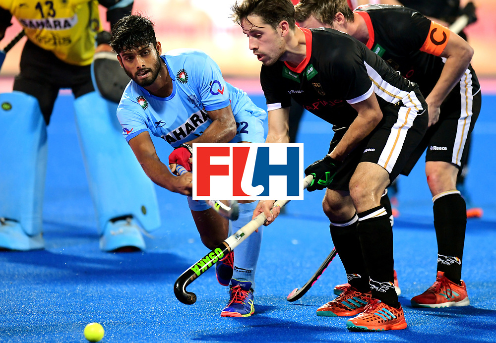 Odisha Men's Hockey World League Final Bhubaneswar 2017<br /> Match id:21<br /> India v Germany<br /> Foto: <br /> COPYRIGHT WORLDSPORTPICS FRANK UIJLENBROEK