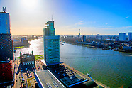 rotterdam from the sky