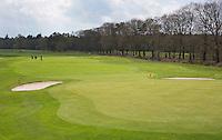 LOCHEM -  Hole 18.  Lochemse Golf Club De Graafschap. COPYRIGHT KOEN SUYK