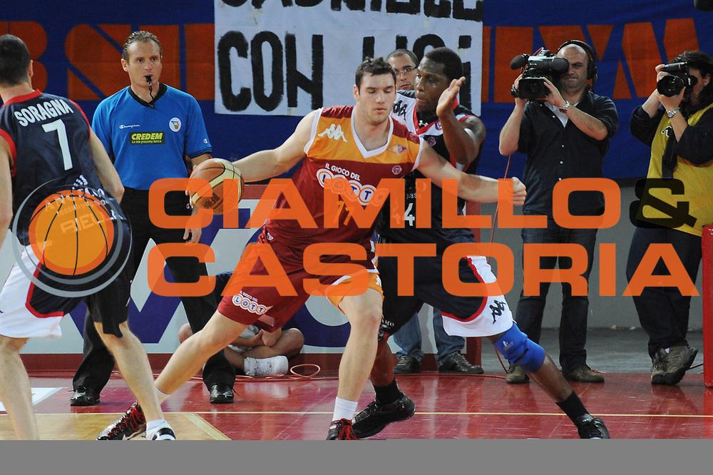 DESCRIZIONE : Roma Lega A 2009-10 Basket Lottomatica Virtus Roma Angelico Biella<br /> GIOCATORE : Andrea Crosariol<br /> SQUADRA : Lottomatica Virtus Roma<br /> EVENTO : Campionato Lega A 2009-2010<br /> GARA : Lottomatica Virtus Roma Angelico Biella<br /> DATA : 08/11/2009<br /> CATEGORIA : Controcampo<br /> SPORT : Pallacanestro<br /> AUTORE : Agenzia Ciamillo-Castoria/G.Ciamillo<br /> Galleria : Lega Basket A 2009-2010 <br /> Fotonotizia : Roma Campionato Italiano Lega A 2009-2010 Lottomatica Virtus Roma Angelico Biella<br /> Predefinita :