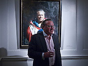 RAY WINSTONE;, Opening of 'The Promised Land' Exhibition of work by Mitch Griffiths. Halcyon Gallery. Bruton St. London. 28 April 2010 *** Local Caption *** -DO NOT ARCHIVE-© Copyright Photograph by Dafydd Jones. 248 Clapham Rd. London SW9 0PZ. Tel 0207 820 0771. www.dafjones.com.<br /> RAY WINSTONE;, Opening of 'The Promised Land' Exhibition of work by Mitch Griffiths. Halcyon Gallery. Bruton St. London. 28 April 2010