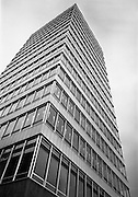 28/7/1964<br /> 7/28/1964<br /> 28 July 1964<br /> <br /> Exterior view of the Liberty Building in Dublin