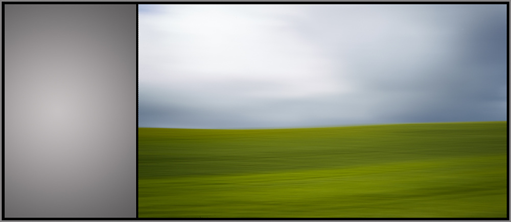 """Acrylic Facemounted Photograph on dibond with aluminum panel. 37 x 90"""". Other sizes available. Ed. of 9"""
