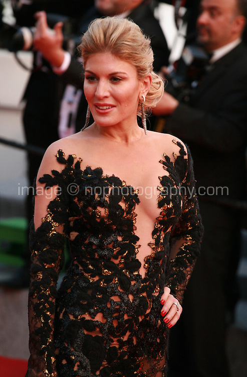 Hofit Golan at the the How to Train Your Dragon 2 gala screening red carpet at the 67th Cannes Film Festival France. Friday 16th May 2014 in Cannes Film Festival, France.