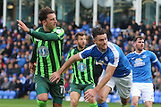 AFC Wimbledon midfielder Chris Whelpdale (11) during the EFL League 1 match between Peterborough United and AFC Wimbledon at ABAX Stadium, London Road, Peterborough, England on 22 October 2016. Photo by Stuart Butcher.