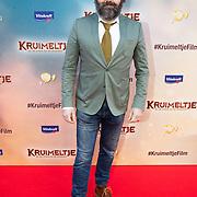 NLD/Amsterdam/20200201 - Premiere Kruimeltje en de Strijd om de Goudmijn, Victor Low