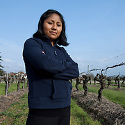 Marabel Gonzalez, migrant field worker Please contact Todd Bigelow directly with your licensing requests.