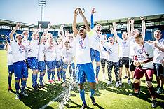 27.05.2017 U19 Liga, Dansk Mester 2017 - EfB -AaB 2:0