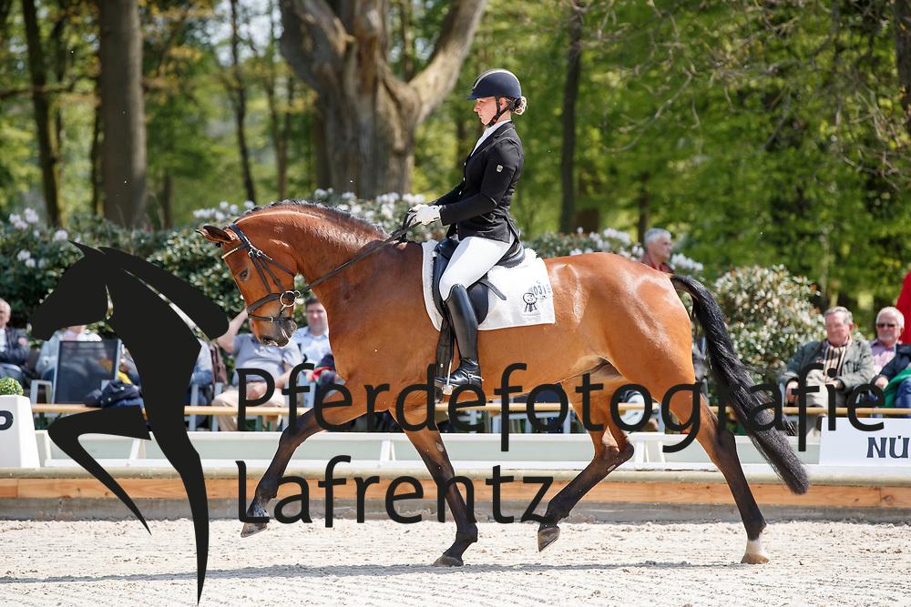 Wego, Nicole (GER), Santa Maria<br /> Redefin - Pferdefestival 2017<br /> © Stefan Lafrentz