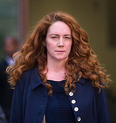 © London News Pictures. 03/09/2012. London, UK. REBEKAH BROOKS, the former chief executive of News International, leaving Westminster Magistrates Court in London , on September 3, 2012 where she faced charges of alleged phone hacking while in control of The News of the World. Photo credit: Ben Cawthra/LNP