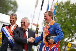 Schroder Gerco, Wim van der Leegte, Eric Van der Vleuten<br /> Nederlands Kampioenschap CH Mierlo 2010<br /> © Hippo Foto - Leanjo de Koster