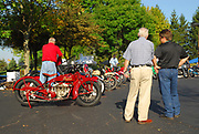 6th Annual Concours d'Elegance Motorcycle Show