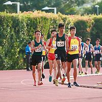 A Div Boys 5000m Walk