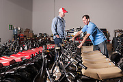 01/14/2016 124601 -- Garland, TX -- © Copyright 2016 Mark C. Greenberg<br /> <br /> CEO Alex Keechle and President and COO Rick Sukkar of Garland, Texas based Monster Moto.