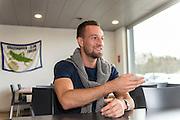 13.11.2013; Niederhasli; Fussball Super League - Grasshopper Club Zuerich;<br /> Daniel Pavlovic (Andy Mueller/freshfocus)