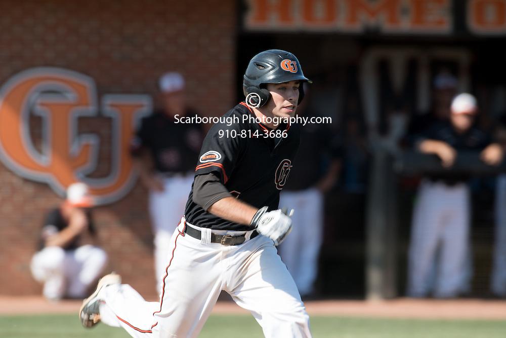 Baseball vs High Point  Photo By Bennett Scarborough