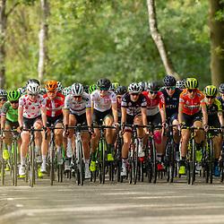 31-08-2018: Wielrennen: Ladies Tour: Weert<br /> Peloton met o.a. Chantal Blaak, Annemiek van Vleuten en Anna van der Breggen