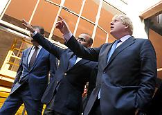 Ankara: British Foreign Minister Boris Johnson Visits Ankara, 27 September 2016