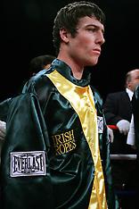 November 4, 2005 - John Duddy vs Byron Mackie - Hammerstein Ballroom, NY, NY
