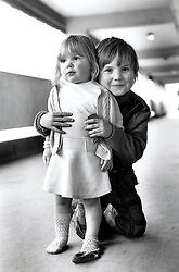 Small children UK late 1970s/early1980s