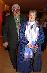 Chef ANTONIO CARLUCCIO and his wife PRISCILLA CARLUCCIO at the annual Laurent Perrier Pink Party held at The Sanderson Hotel, Berners Street, London on 27th April 2005.<br /><br />NON EXCLUSIVE - WORLD RIGHTS