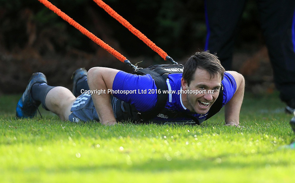 New Zealand All Blacks Squad Training, Westmanstown, Dublin 15/11/2016<br /> Ben Smith<br /> Photo: &copy;INPHO/Donall Farmer / www.photosport.nz
