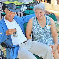 Stewart and Nancy Clark