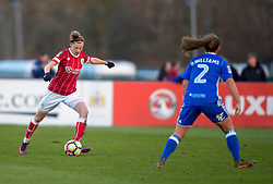 Yana Daniels of Bristol City Women - Mandatory by-line: Paul Knight/JMP - 28/03/2018 - FOOTBALL - Stoke Gifford Stadium - Bristol, England - Bristol City Women v Birmingham City Ladies - FA Women's Super League